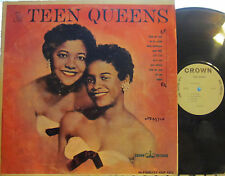 "► Teen Queens - Teen Queens (Crown CLP 5373) (Mono) (girl group) ""Eddie My Love"""