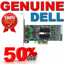 DELL INTEL PRO/1000 DUAL PORT SERVER ADAPTER 0X3959 X3959 PCI-E GIGABIT T710 UK