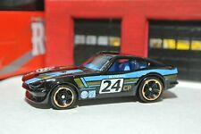 Hot Wheels Datsun 240Z - Black - Loose - 1:64 24