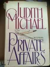 Private Affairs Judith Michael