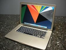 "Apple MacBook Pro 15.4"" Laptop, Intel Core i7 2.66GHZ, 4GB Mem, 500GB HD, DVD-WR"