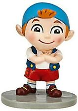 CUBBY Disney JAKE & THE NEVER LAND PIRATES PVC TOY Figure CAKE TOPPER FIGURINE!