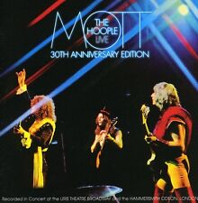 Mott the Hoople - Live: 30th Anniversary Edition [New CD] Holland - Import