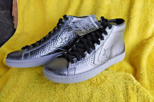 NEW/NO BOX MENS LMTD ED./RARE CONVERSE PRO LEATHER HAMMERd GUNMETAL Sz.12 SHOES