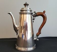 FINE ANTIQUE CLASSIC LIGHT HOUSE FORM SPAULDING & CO STERLING COFFEE POT 24.2 oz