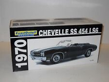 Lane Exact Detail 1:18 Diecast 1970 Chevelle SS 454 LS6 Convertible - MIB