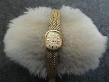 Vintage Waltham 17 Jewels Incabloc  Wind Up Ladies Watch - Not Working