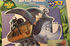It's a Bugs Life Giant My Size Friends 46 Piece Puzzle 3 Feet high