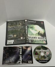 Silent Hill 2 (Sony PlayStation 2, 2001)