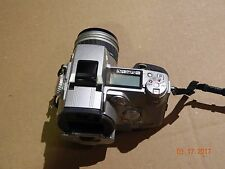 USED Minolta Konica DiMAGE 7 5.2 MP Digital SLR Camera works AS IS minor issue