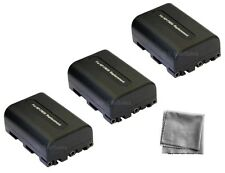 3x NP-FM50 NPFM50 Battery + BONUS for Sony DSC-R1 F707 F717 F828 S30 S50 S75 S85