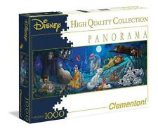 CLEMENTONI DISNEY PANORAMA JIGSAW PUZZLE SWEET NIGHT 1000 PCS #39245