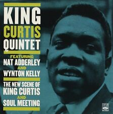 The New Scene Of King Curtis + Soul Meeting, Feat. Nat Adderley & Wynton Kelly