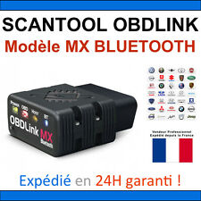 OBDLINK MX BLUETOOTH Interface diagnostic ScanTool - 16 bits AUTOCOM DELPHI VCDS