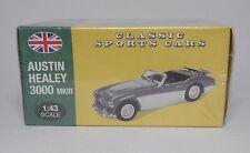 NOREV AUSTIN HEALEY 3000 Mark III. 1/43 DIECAST FOR ATLAS EDITIONS. SEALED BOX.