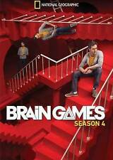 Brain Games: Season 4 (DVD, 2016)