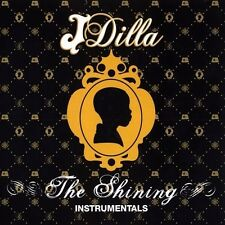 J DILLA THE SHINING INSTRUMENTALS BRAND NEW REISSUED 2 X VINYL RECORD HIP HOP