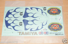 Tamiya 58365 Midnight Pumpkin Metallic/Lowride/CW-01, 9400378/19400378 Decals