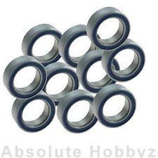 AHZ R/C Dual Rubber Shield Bearings 5x8x2.5mm (10pcs)
