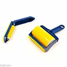 Hair Lint Dust Remover (Yellow/Blue)