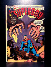 COMICS: DC: Superboy #172 (1971) - RARE (figure/superman/legion/batman)