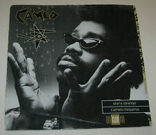"CAMEO 7"" SINGLE SHE'S STRANGE +PICTURE SLEEVE EXCL 1984 JAB25"