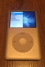 Apple iPod Classic 160GB in Silver - 7th Generation iPod