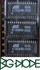 AT28C64B-20SC 64K 8Kx8 Parallel EEPROM with Page Write and Software Data Protect