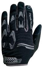 Pearl Izumi Launch Full Finger MTB Mountain Bike Gloves Black - Large