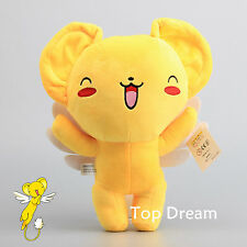 "New Anime Card Captor Sakura Kero Plush Doll Soft Stuffed Toy 12"" 30cm Kids Gift"