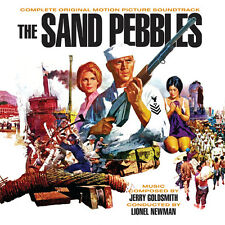 The Sand Pebbles  - 2 x CD Complete Score - Limited Edition - Jerry Goldsmith