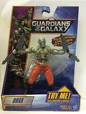 DRAX SWEEPING DAGGER ATTACK GUARDIANS OF THE GALAXY ( 2014) MARVEL ACTION FIGURE