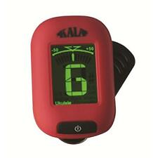 Kala Klipz Clip On Tuner (Red) KK-RD