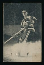 1952-53 St Lawrence Sales (QSHL) #59 GEORGE FORD (Ottawa) -Pro from 1947-71