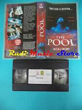 VHS film THE POOL 2001 Kristen Miller John Hopkins MEDIAFILM medusa (F66) no dvd