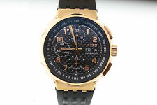 NWOT Men's Mido All Dial M83603D892 Rose Gold Chronometer Day/Date Rubber Watch