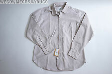 Brooks Brothers Black Fleece Button Down Shirt Beige Thom Browne BB3 Large $150