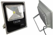 Faro LED,100W .Luce bianco 5000K. Bianca 100 Watt esterno, interno IP66 100 Watt