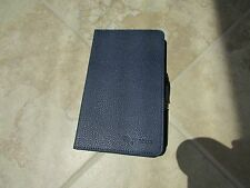 RooCase Google NEXUS 7 FHD Blue Leather DualView Folio Case BOOK Stand LOT of 5