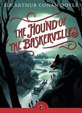 Hound of the Baskervilles (Puffin Classics)-ExLibrary