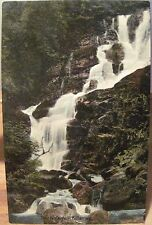 Irish Postcard TORC WATERFALL Falls Ferns Lakes of KILLARNEY Ireland Philco 4522