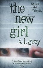 Downside: The New Girl 3 by S. L. Grey (2014, Paperback)