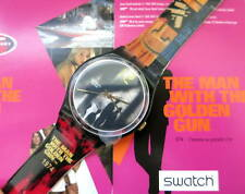 James bond 007 swatch-The Man with the Golden Gun-gb210-con volúmenes