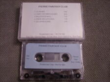 RARE PROMO Pierre's Pfantasy Club CASSETTE TAPE All Night Fantasy UNRELEASED MIX