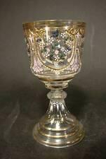Helgoland:Andenken-, Weinglas von Helgoland, um 1900