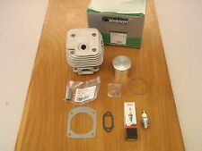 Meteor cylinder piston kit for Husqvarna 268 268K Nikasil 50mm with gaskets