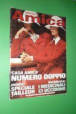 AMICA 1973 MICHEL PICCOLI JULIETTE GRECO FRANCO FRANCHI CARLA FRACCI VALPREDA