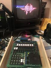 Strider PCB JAMMA Conversion Capcom + Box Legno ( Come Da Foto )