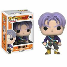 Funko Pop Animation Anime - Dragonball Z: Trunks Vinyl Collectible Action Figure