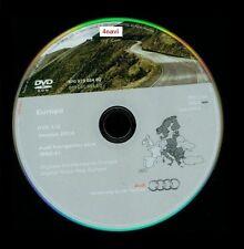 Audi WESTEUROPA Navi DVD RNS-E 2014 A6 S6 RS6 C5 4B A4 S4 RS4 8E B6 B7 DE +Swiss